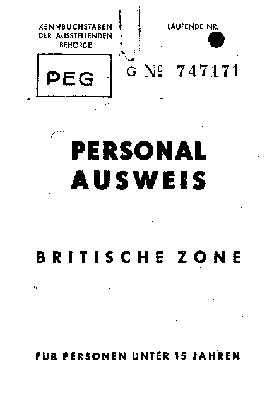 Personalausweis